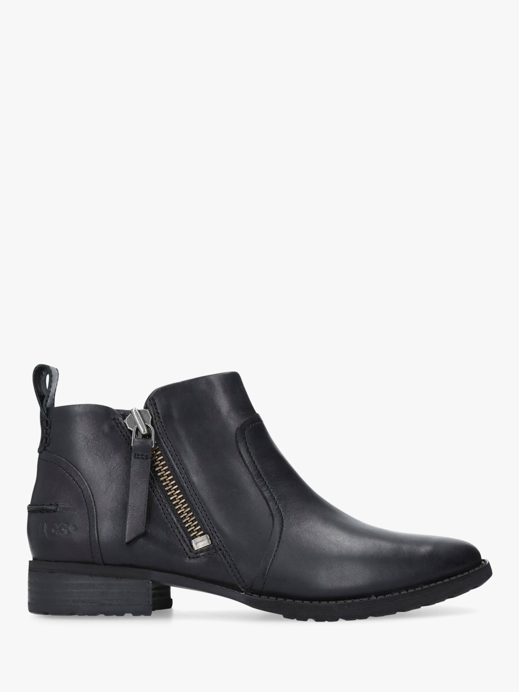 cda0e099c68 UGG Aureo Zip Ankle Boots at John Lewis & Partners