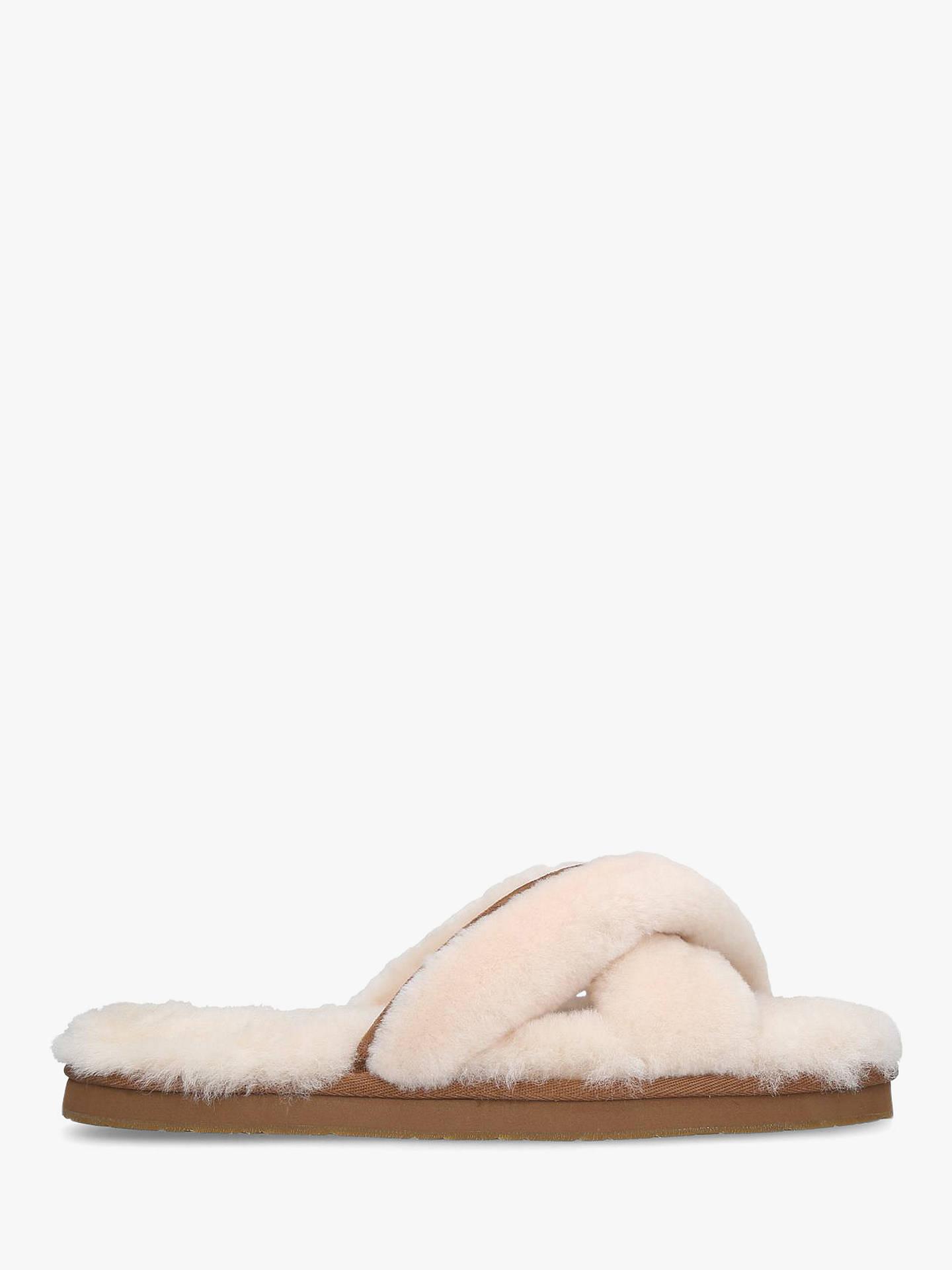 8406c05dd0 UGG Abela Cross Strap Slider Sandals at John Lewis   Partners