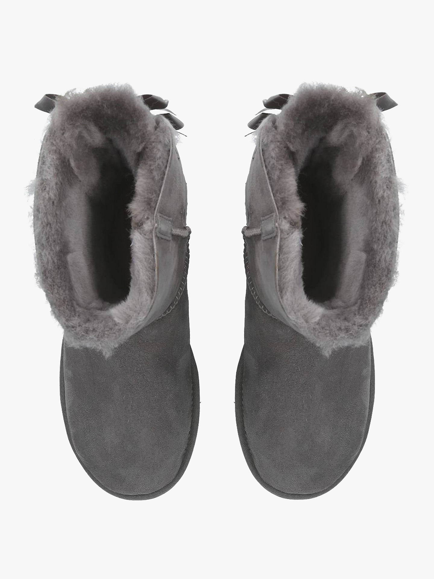 dd0238bfc9b UGG Bailey Bow Sheepskin Short Boots at John Lewis & Partners