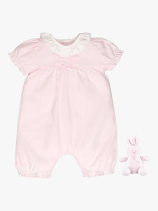Fast Deliver Emile Et Rose Baby Girl Pink All In One Knitted 6 Months 2019 Official Outfits & Sets Baby & Toddler Clothing
