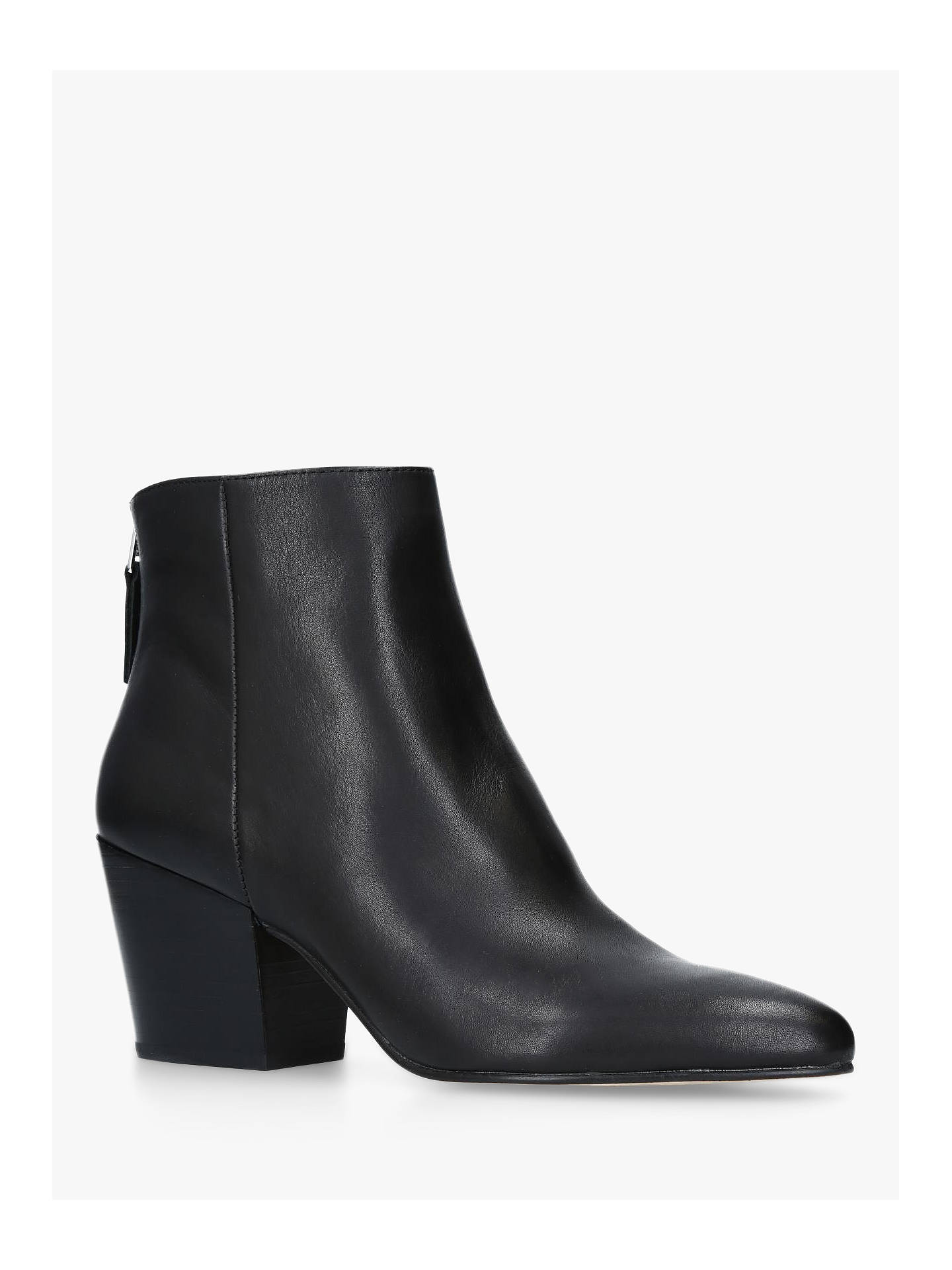 e919d9108d9c7 ... Buy Dolce Vita Coltyn Block Heel Ankle Boots, Black Leather, 4 Online  at johnlewis ...