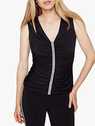 Damsel in a Dress Valerie Jersey Top, Black
