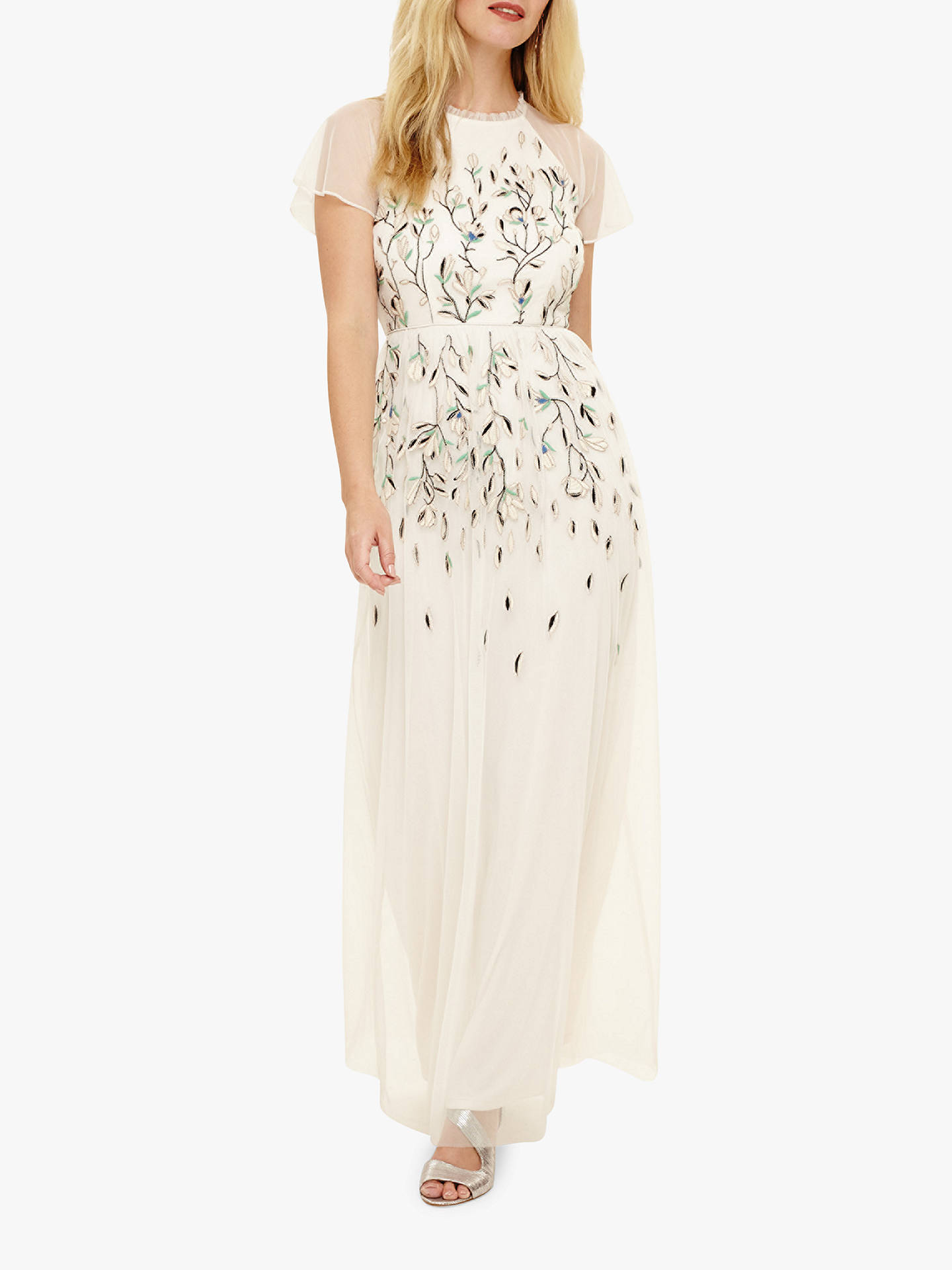 351bc9c1468895 Buy Phase Eight Colette Embroidered Maxi Dress