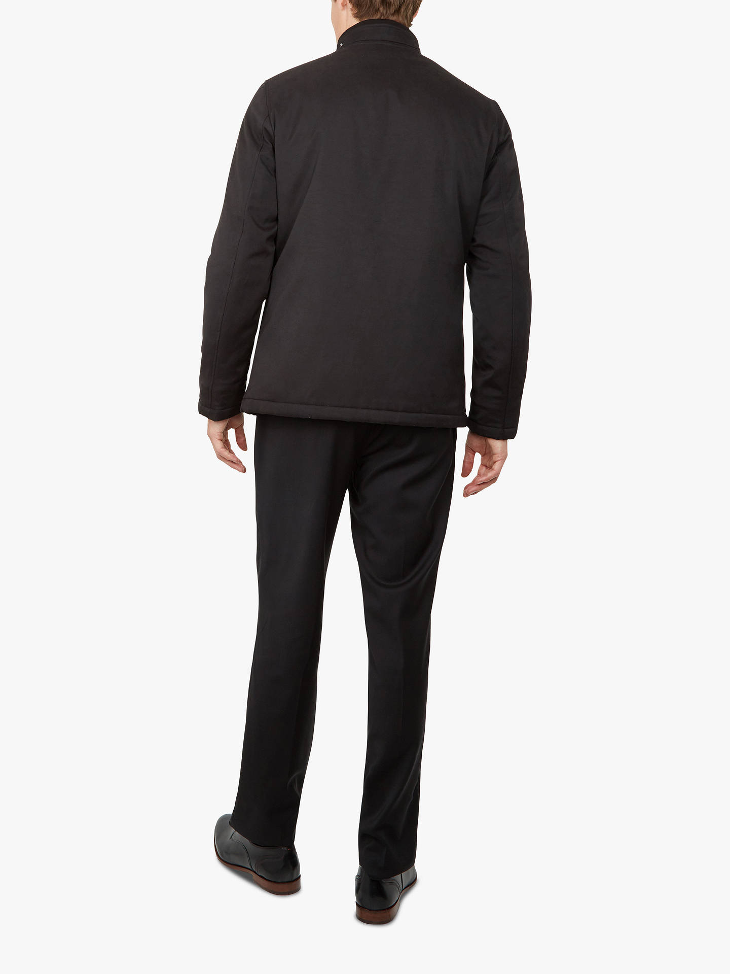 BuyTed Baker DRAL Quilted Jacket, Black, XL Online at johnlewis.com