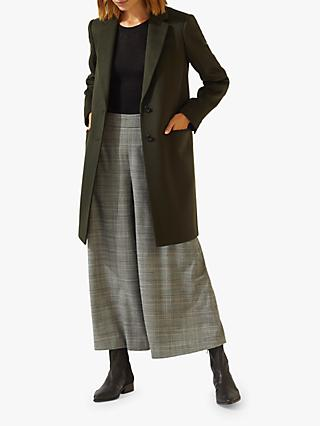 Jigsaw City Coat