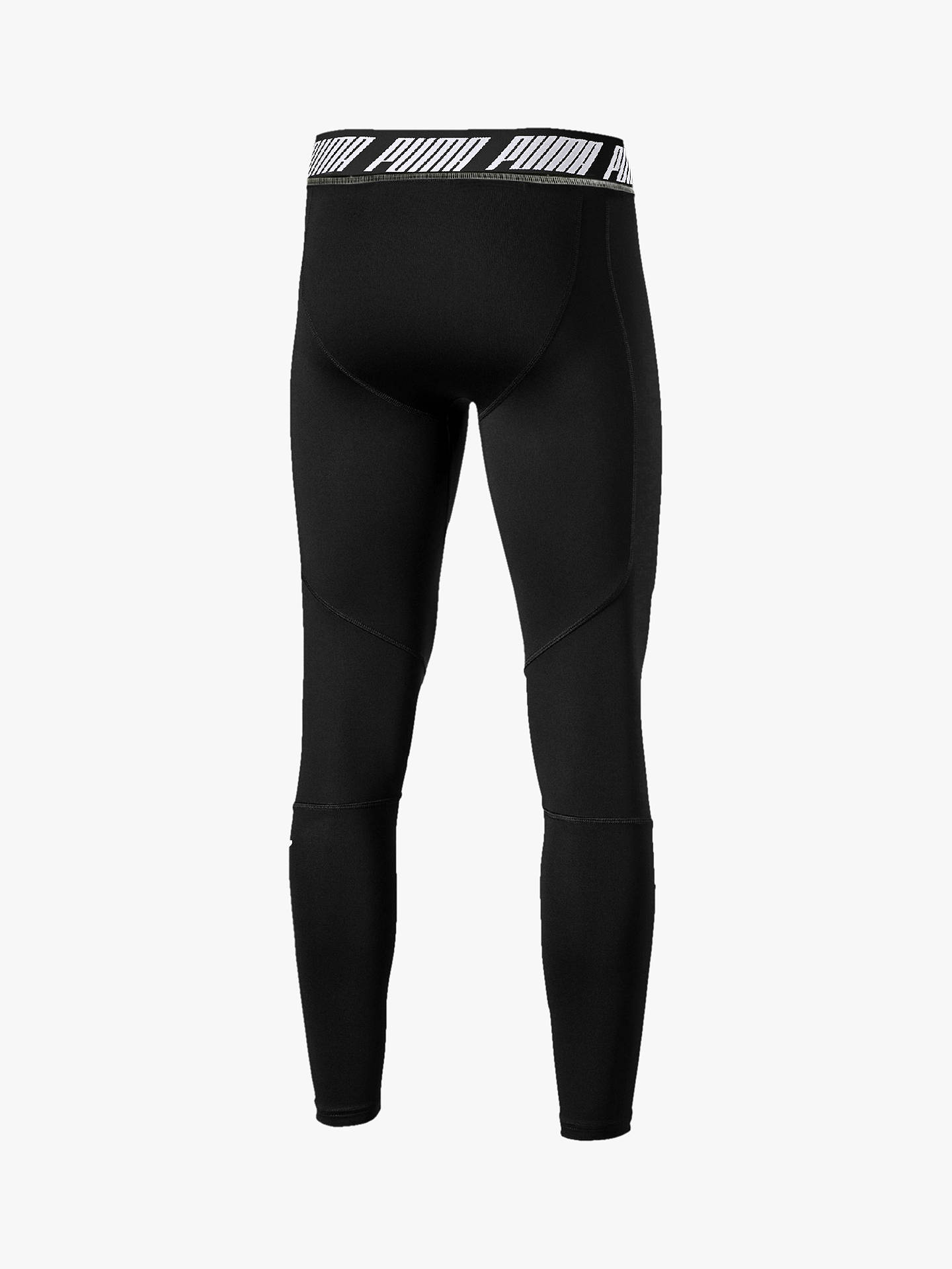 Buy PUMA Energy Tech Training Tights, Puma Black, M Online at johnlewis.com