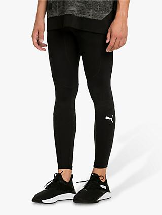 PUMA Energy Tech Training Tights, Puma Black