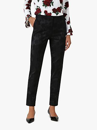 Hobbs Tala Trousers, Black