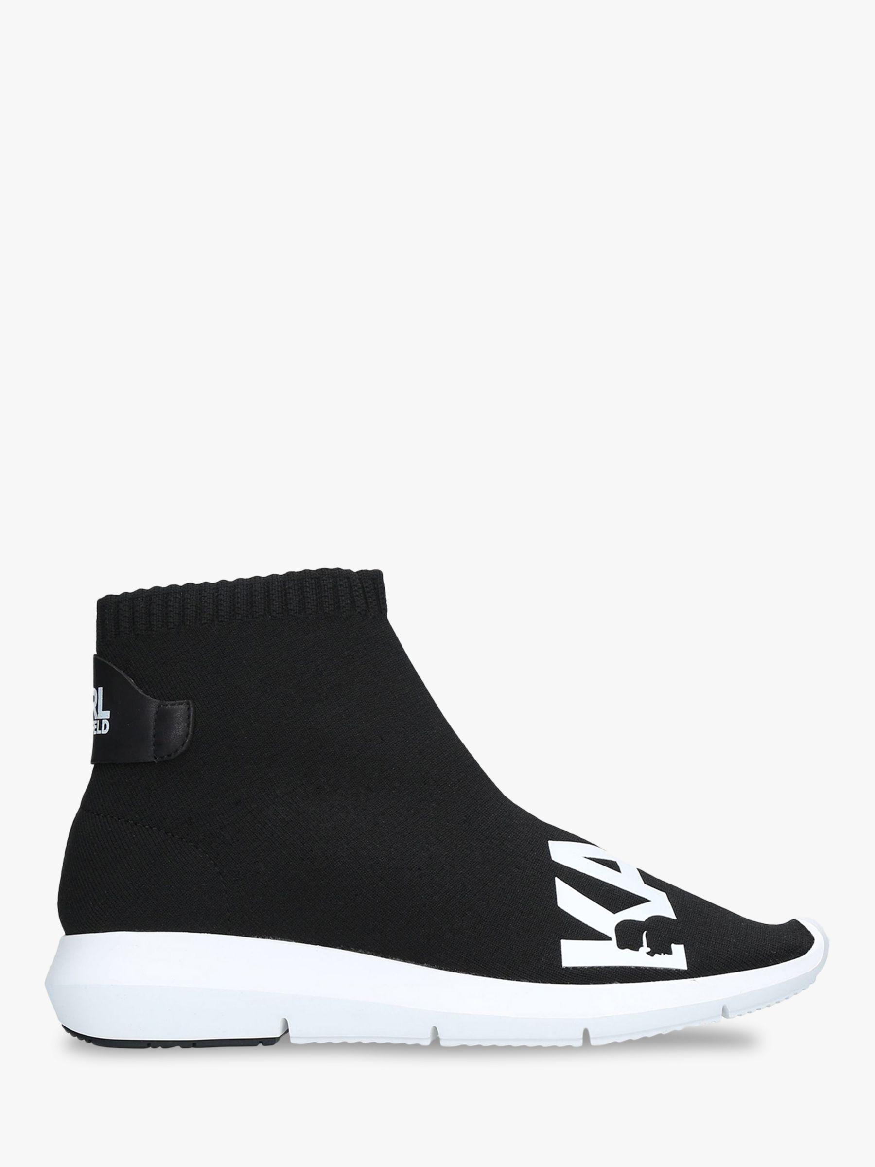 6c5a0e345d25 KARL LAGERFELD Vitesse Sock Boots