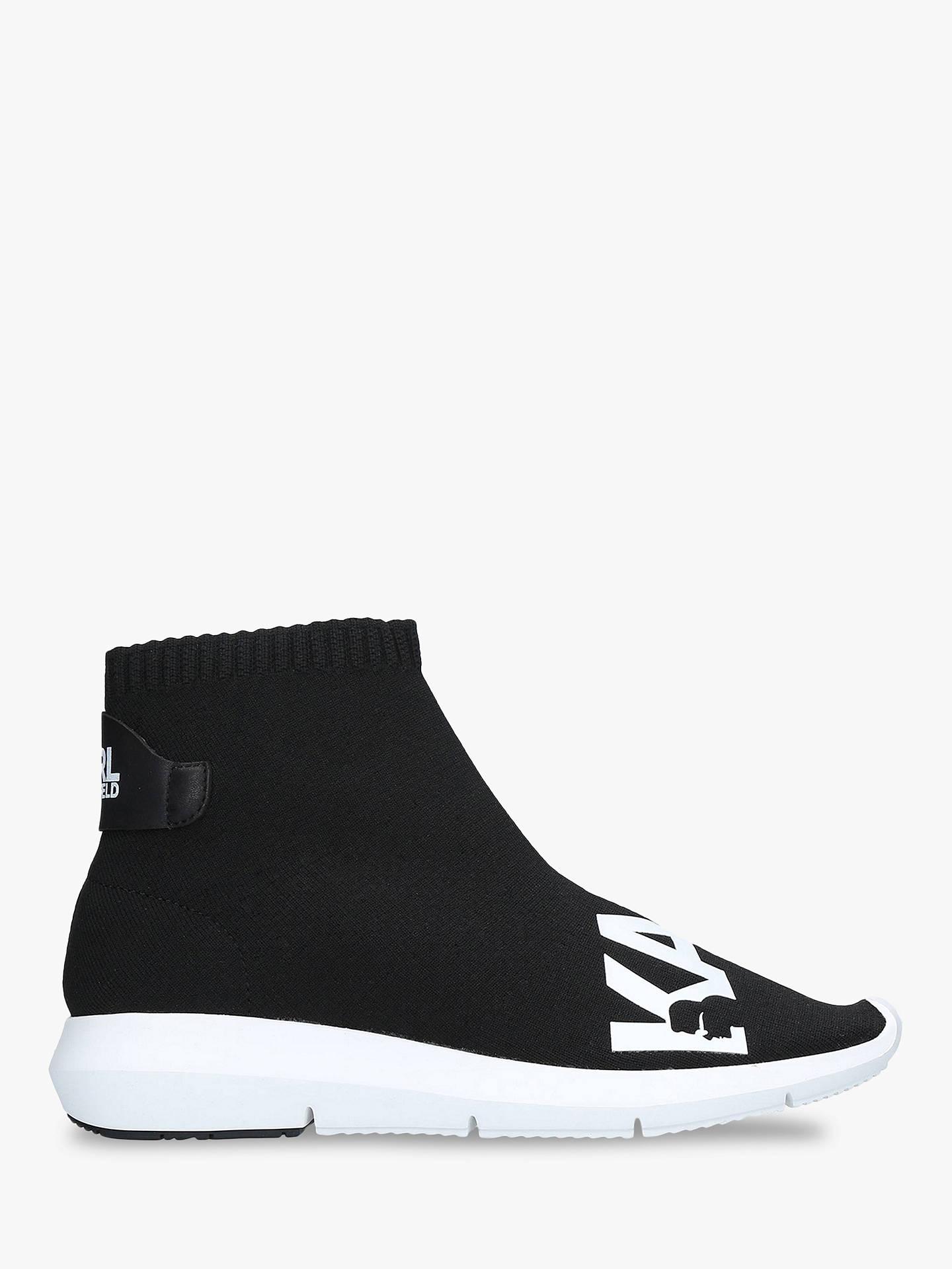 0e562b915210 Buy KARL LAGERFELD Vitesse Sock Boots