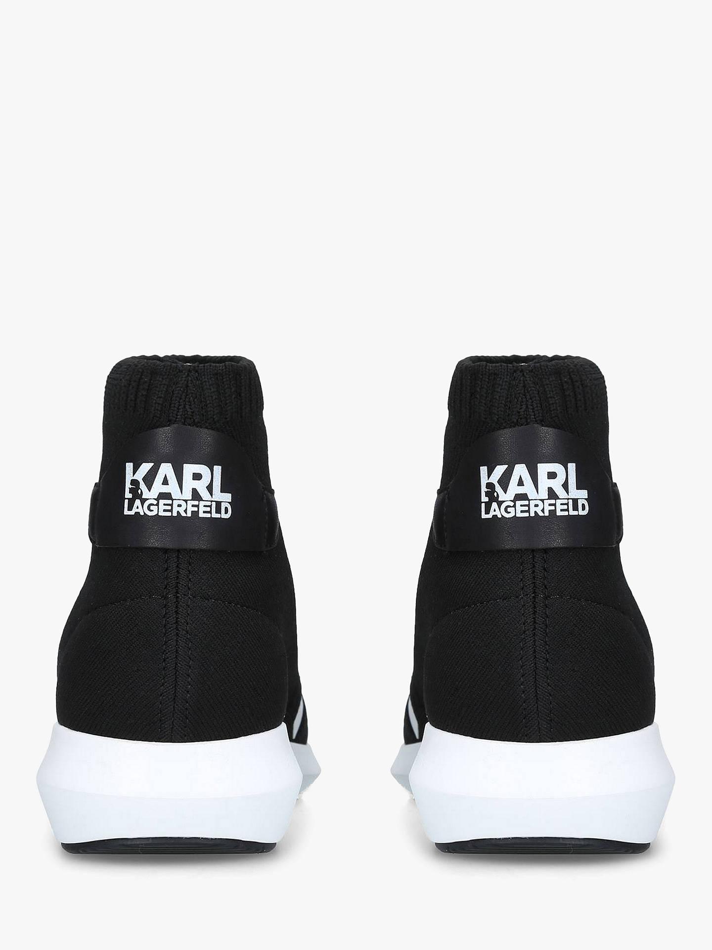 ec92d19d8cd0 ... Buy KARL LAGERFELD Vitesse Sock Boots