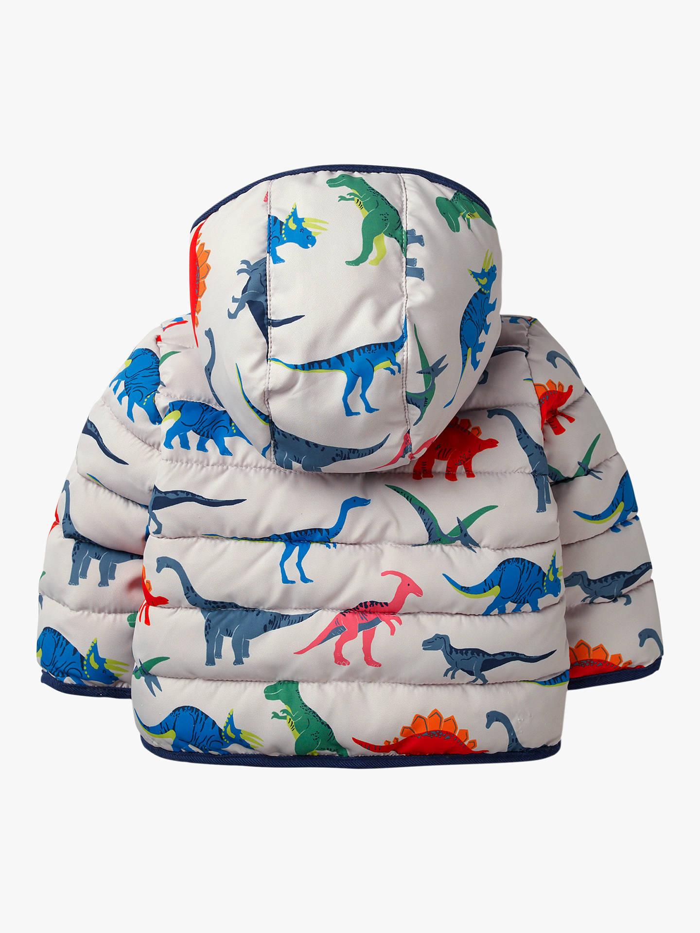 99fcf26672ab Mini Boden Baby Babysaurus Padded Coat