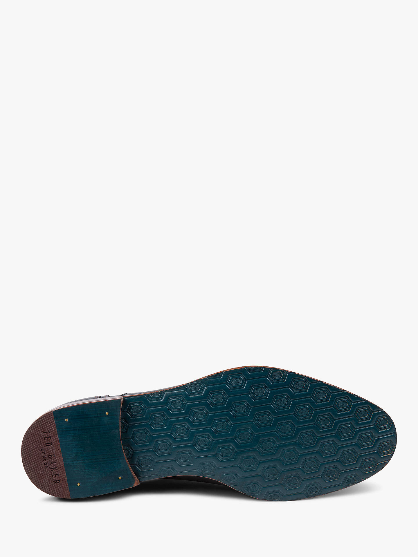 Buy Ted Baker Willah Oxford Shoes, Black, 8 Online at johnlewis.com