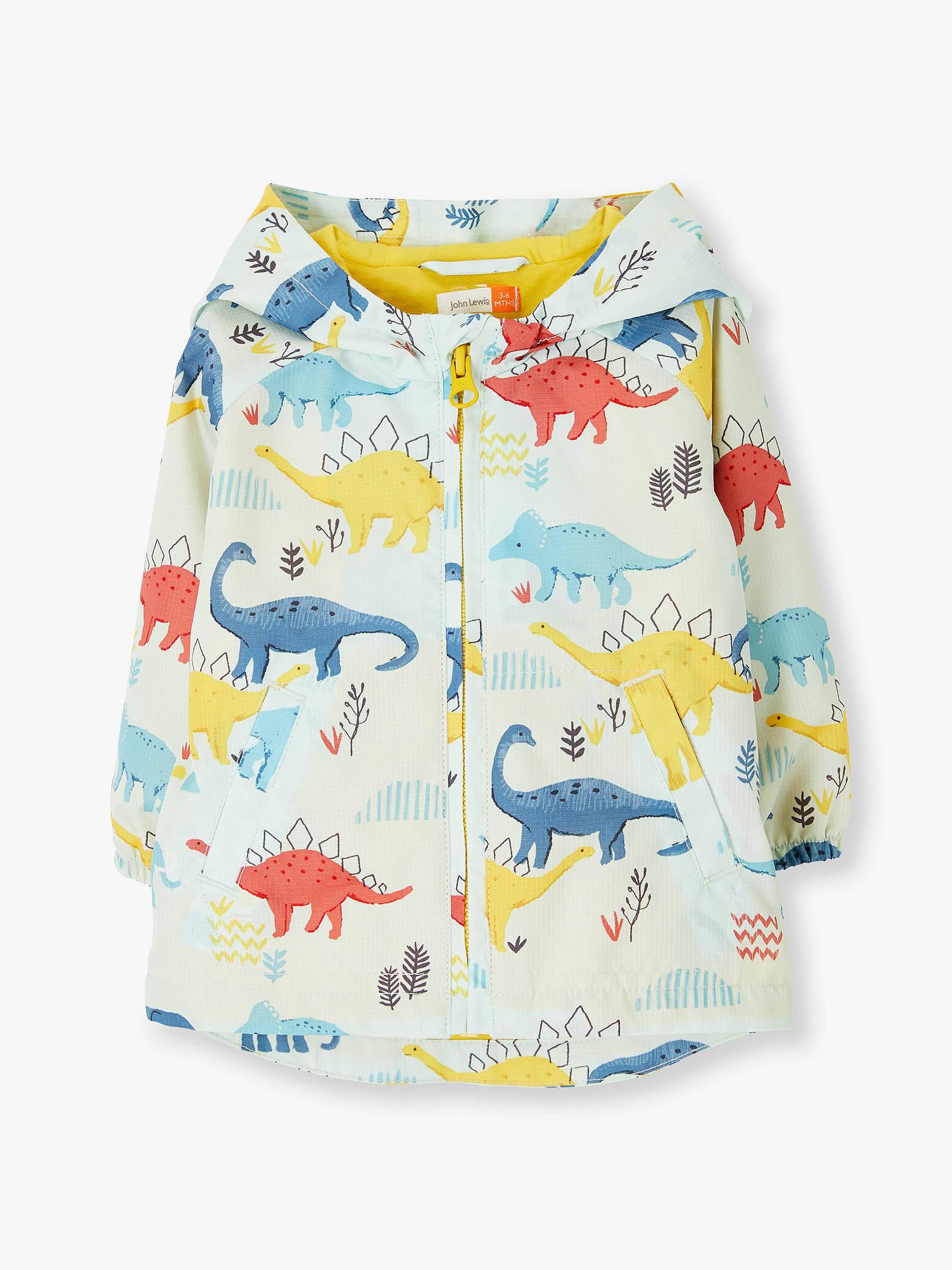 68db1c969 John Lewis   Partners Baby Dinosaur Jacket