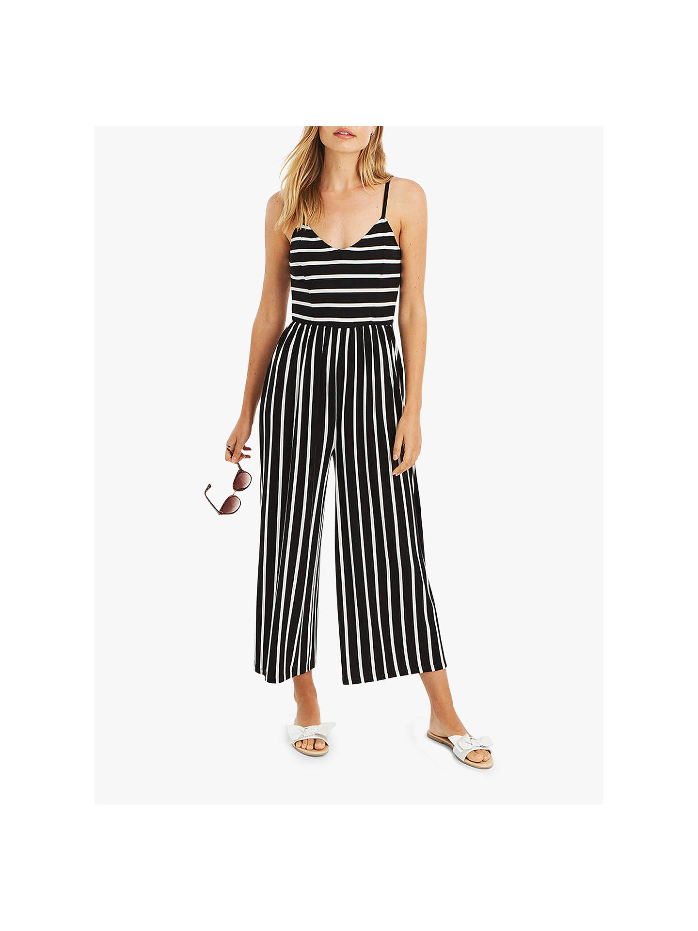 548b5bc1119 Buy Oasis Culotte Stripe Jumpsuit