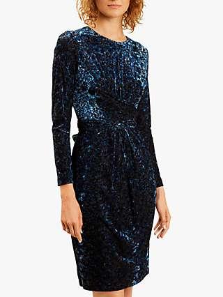 Fenn Wright Manson Sita Dress, Blue