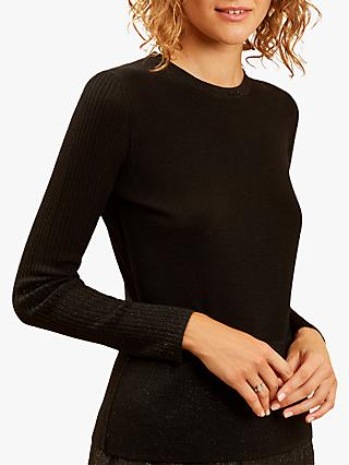 Fenn Wright Manson Ribbed Sleeve Martina Jumper