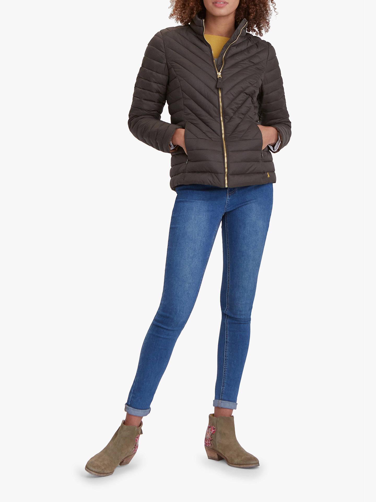 784bec50c Joules Elodie Chevron Jacket at John Lewis & Partners