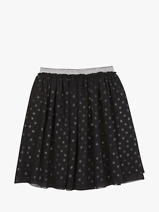 Mintie by Mint Velvet Girls' Tutu Skirt, Black