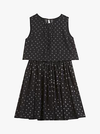 Mintie by Mint Velvet Party Dress, Black