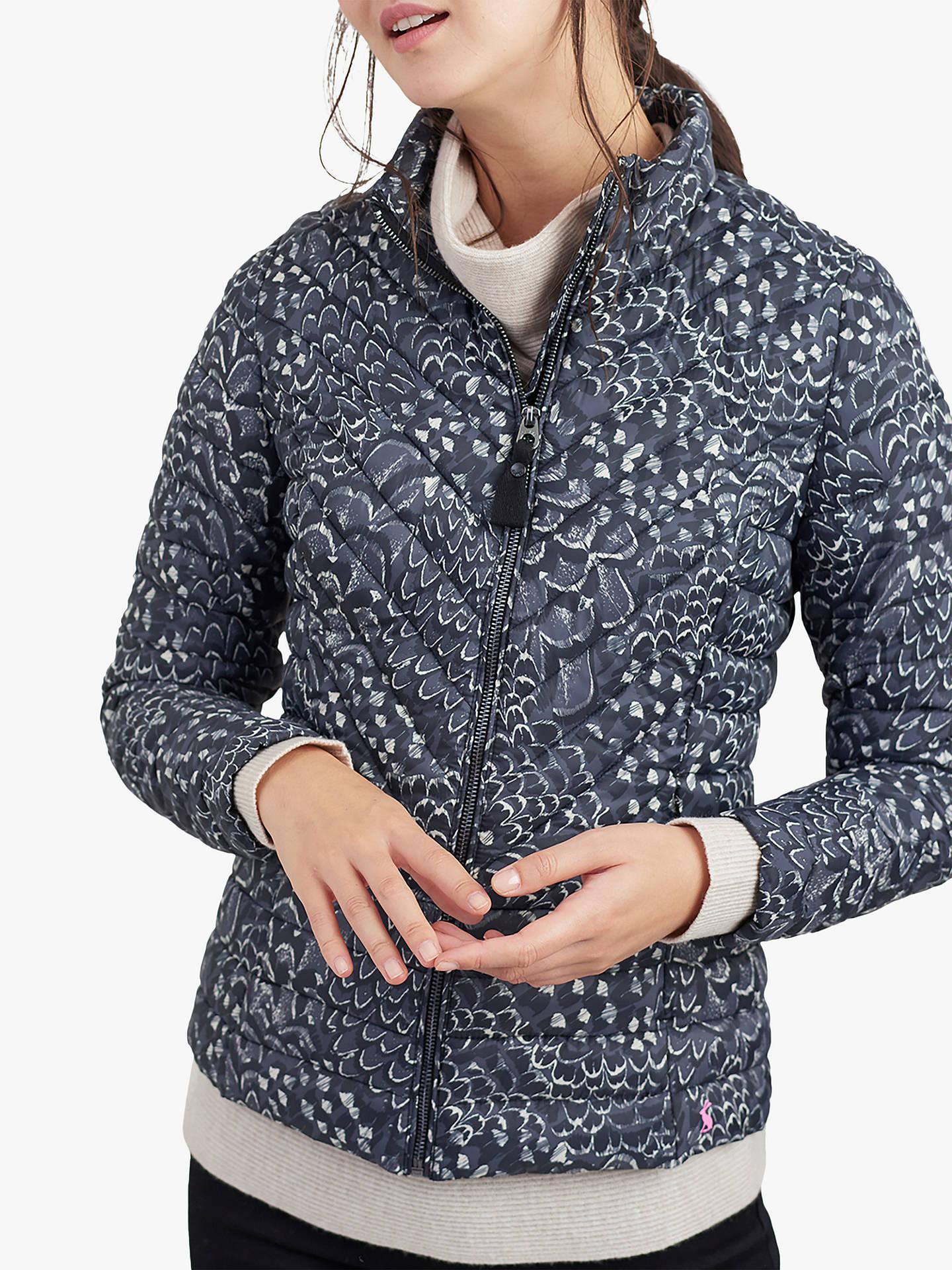 937199cf08dd Buy Joules Elodie Bird Print Zip Jacket