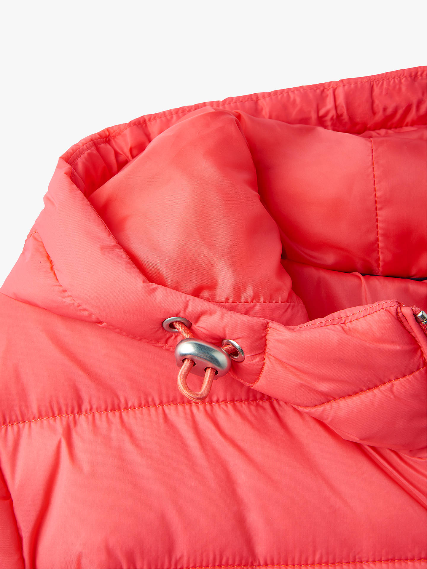 bdb6e316a ... Buy Joules Heathcote Quilted Coat, Red Sky, 6 Online at johnlewis.com  ...