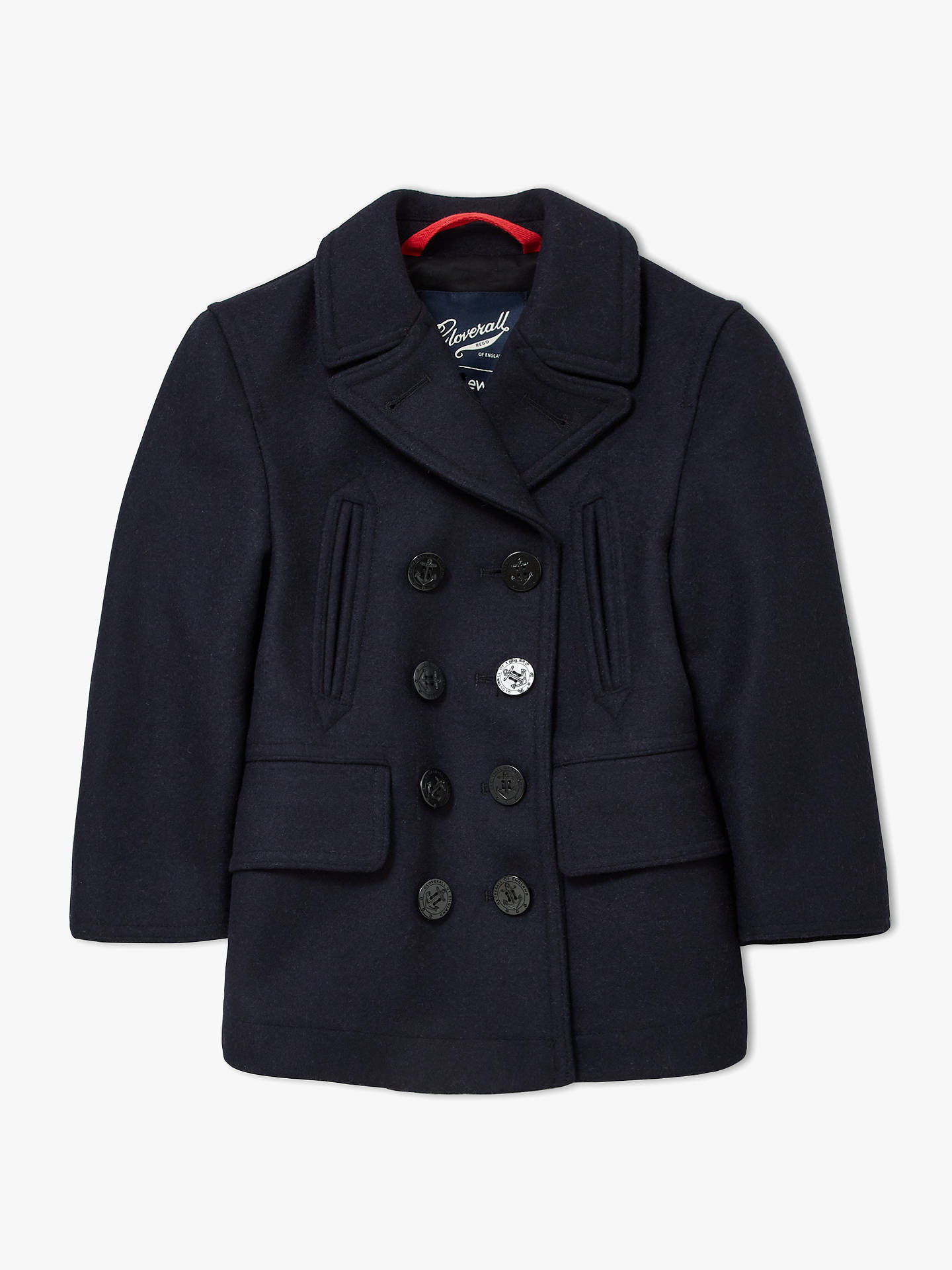 f0f17d1a3426 Gloverall for John Lewis   Partners Boys  Jacket
