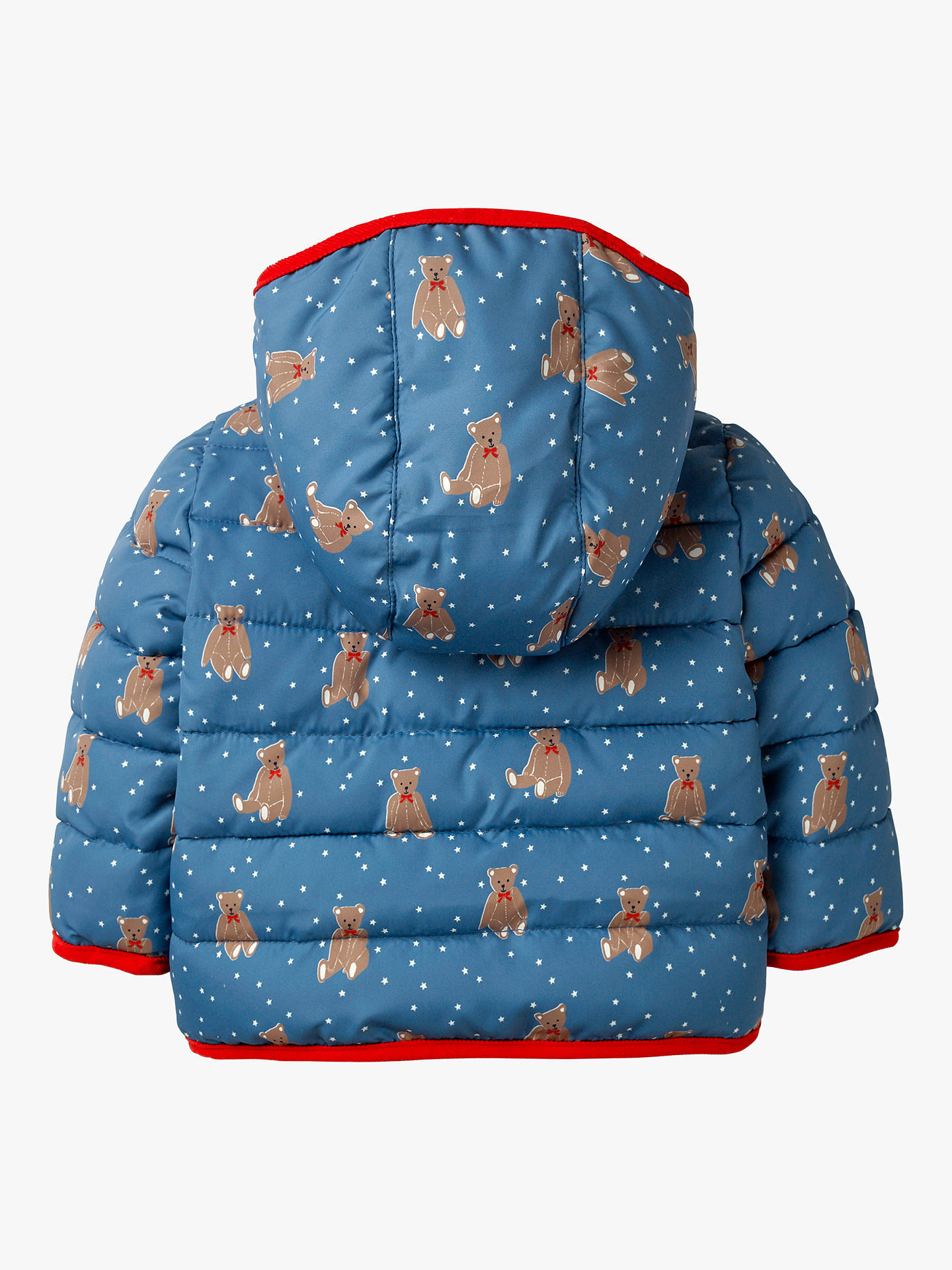 4dd5a14c3 Mini Boden Baby Teddy Bear Padded Coat