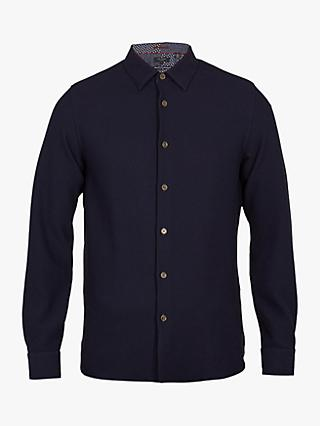 Ted Baker Piccadi Long Sleeve Texture Shirt