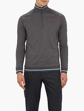 Ted Baker Golf Comp Funnel Neck Jumper