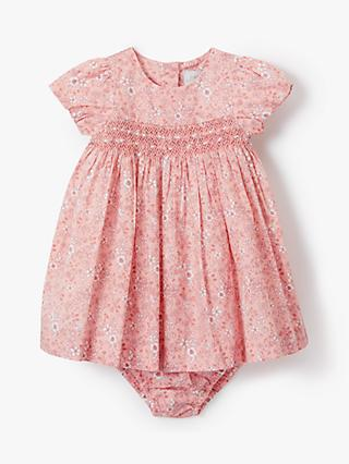 bca45a100d79 John Lewis   Partners Heirloom Collection Ditsy Floral Dress and Knickers  Set