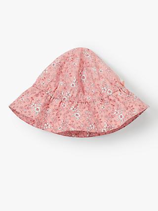 de94d5e50af81 John Lewis   Partners Heirloom Collection Baby Ditsy Floral Hat