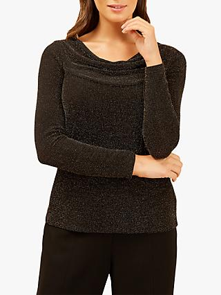 Fenn Wright Manson Petite Koko Top, Black