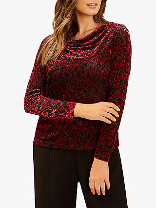 Buy Fenn Wright Manson Petite Ruby Top, Magenta Combo, 10 Online at johnlewis.com