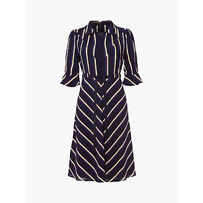 Damsel in a Dress Astrid Dress, Navy/Multi