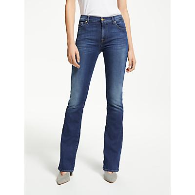 7 For All Mankind Bootcut B(air) Jeans, Duchess