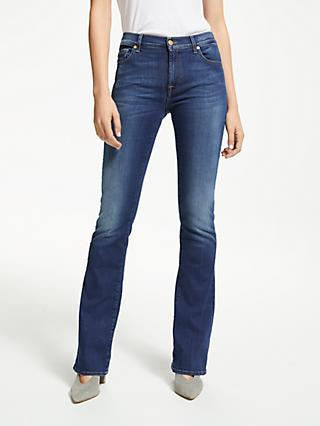 7 For All Mankind Bootcut B(air) Jeans, Duchess