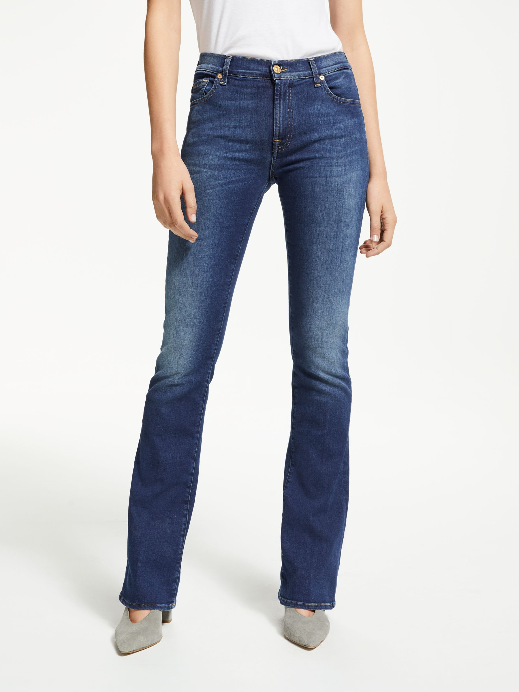 7 For All Mankind 7 For All Mankind Bootcut B(air) Jeans, Duchess