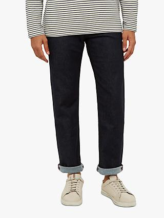 Ted Baker Marquee Original Fit Jeans, Blue
