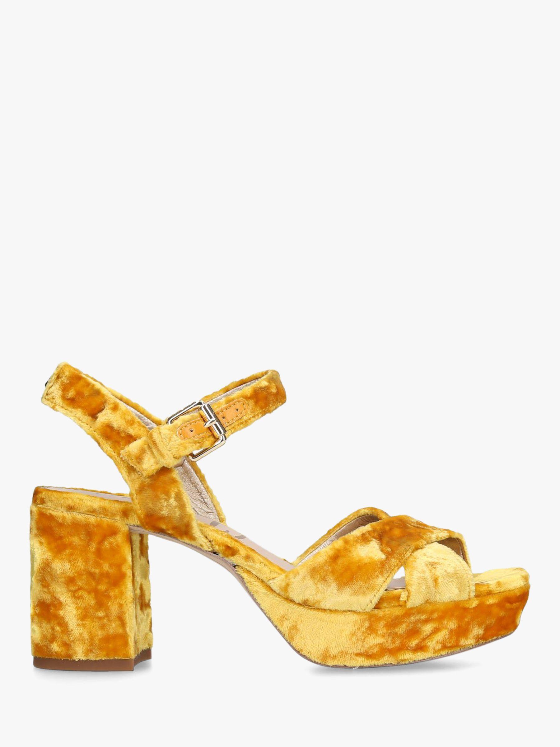 cba18686fcfa7 Sam Edelman Jolene Block Heel Sandals