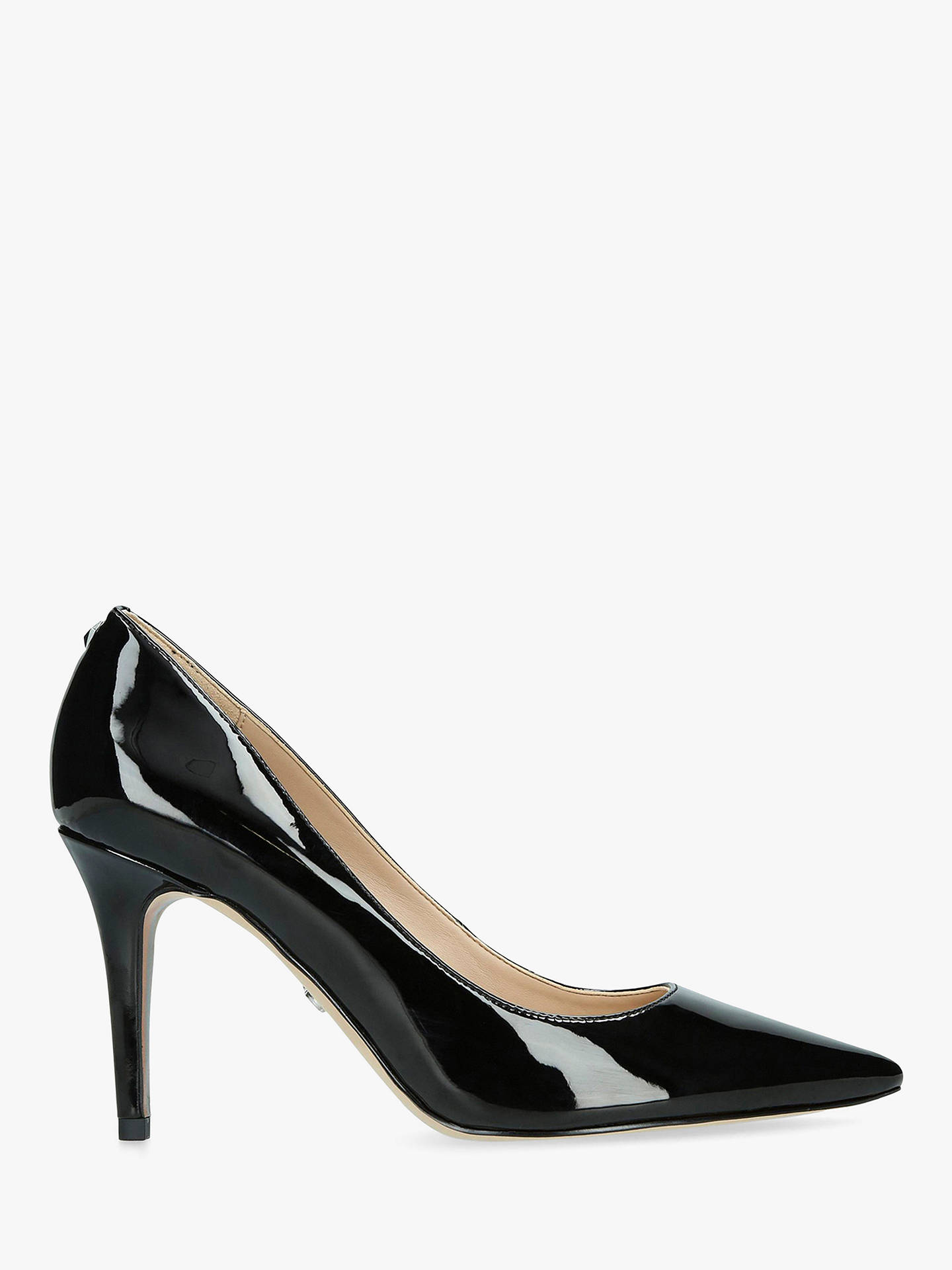 63feebbe6 Sam Edelman Margie Stiletto Heel Court Shoes at John Lewis   Partners