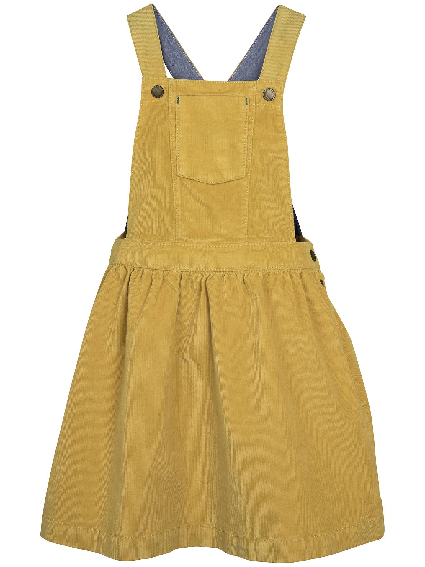d46d07296 Fat Face Girls  Evie Cord Pinafore Dress