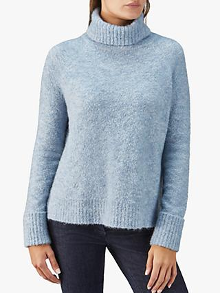 53671dab6a Pure Collection Boucle Jumper