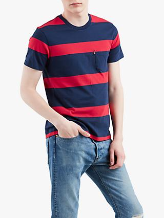 Levi's Sunset Pocket Stripe T-Shirt