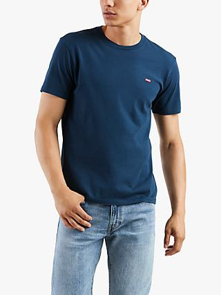 Levi's Original Hm Short Sleeve T-Shirt, Blue