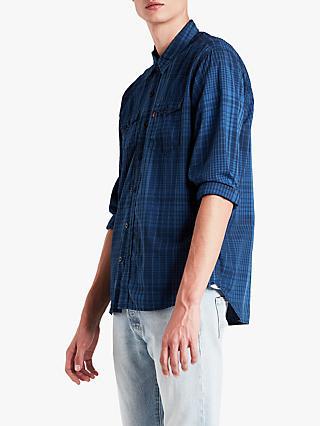 c57e7ab821 Levi s Barstow Western Check Shirt