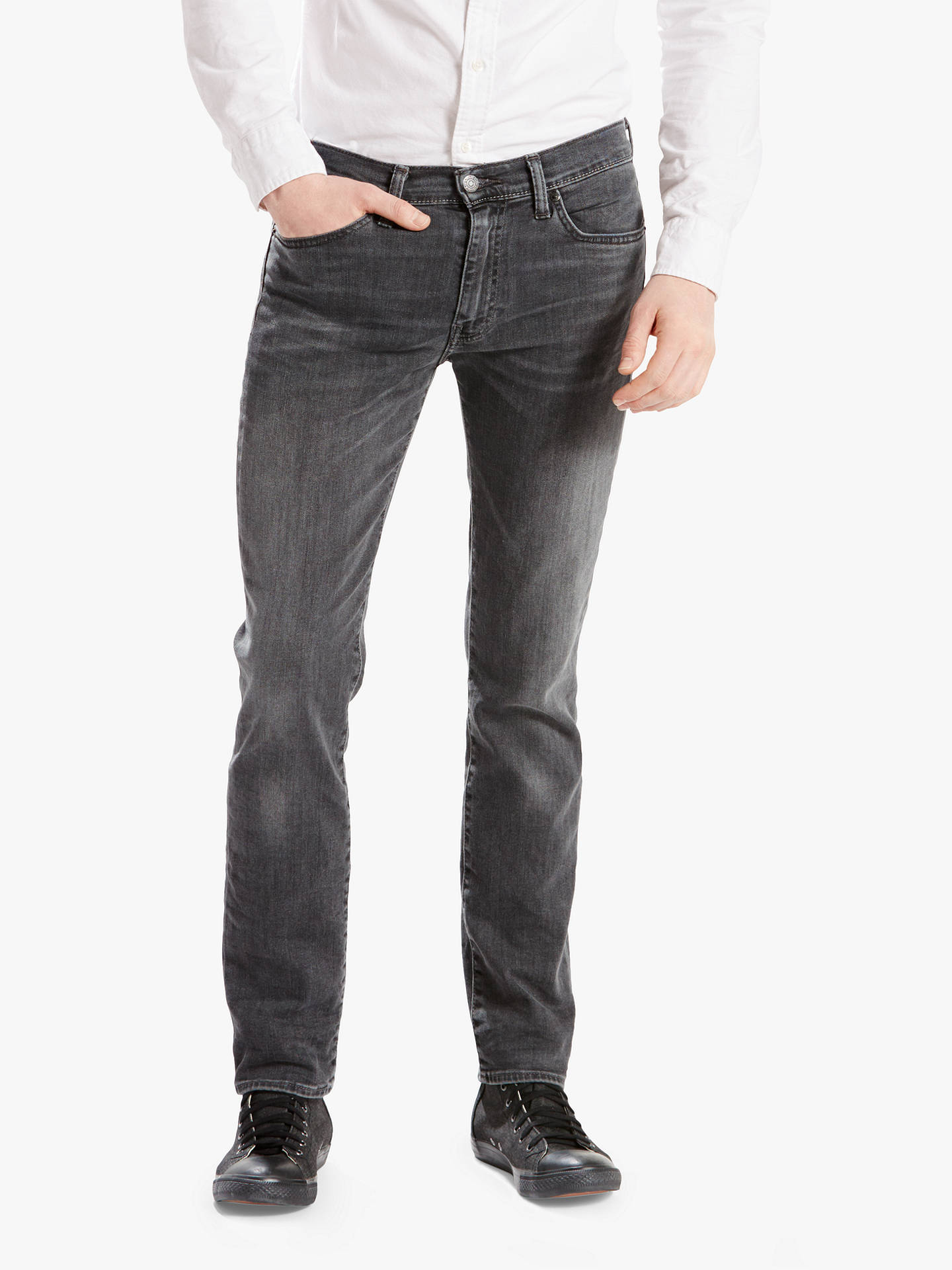 d38dd66252e Buy Levi's 511 Slim Fit Jeans, Headed East, 32R Online at johnlewis. ...