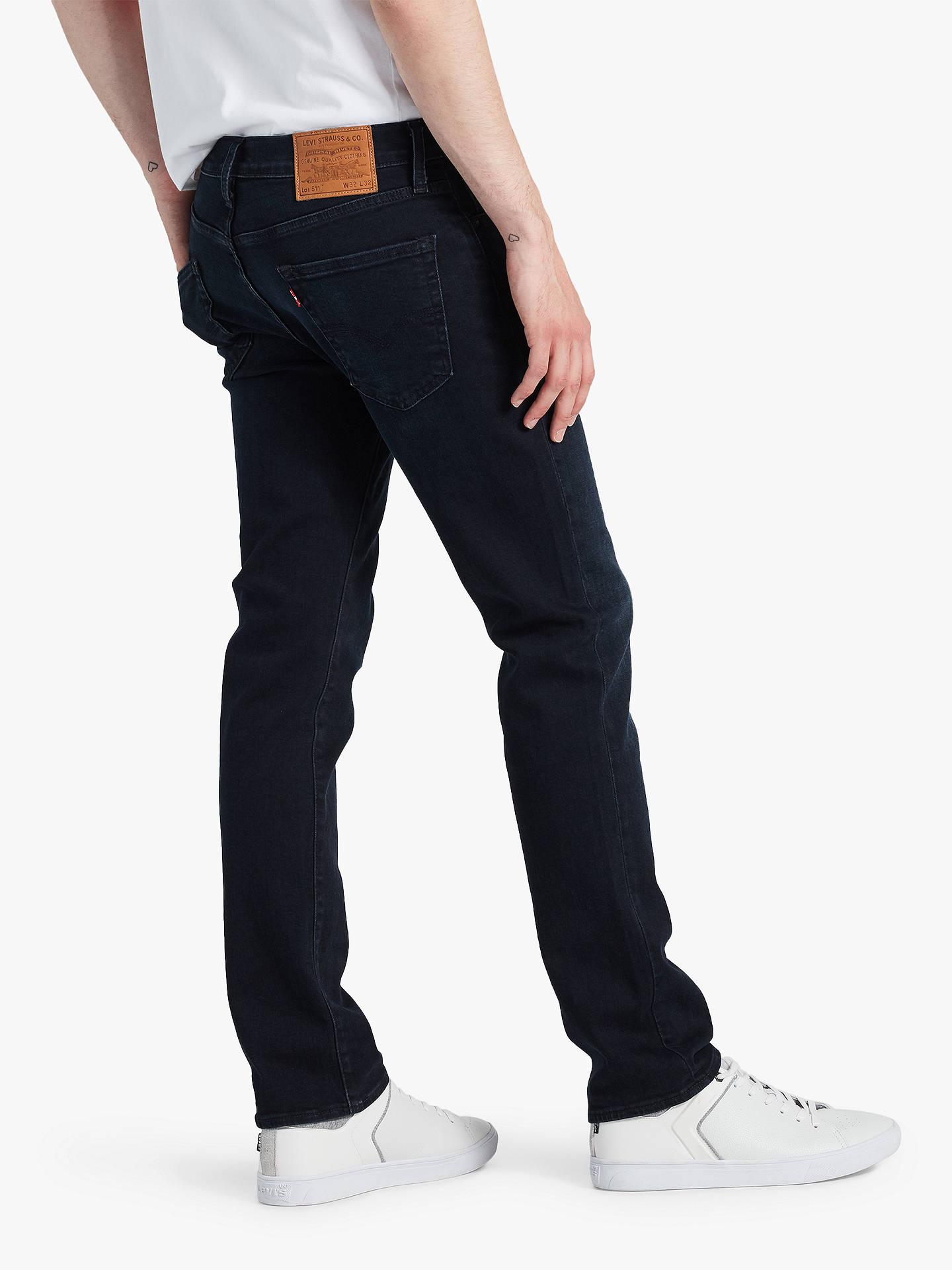 7c6bae2fe43 ... Buy Levi's 511 Slim Fit Jeans, Rajah Adv, 34R Online at johnlewis. ...