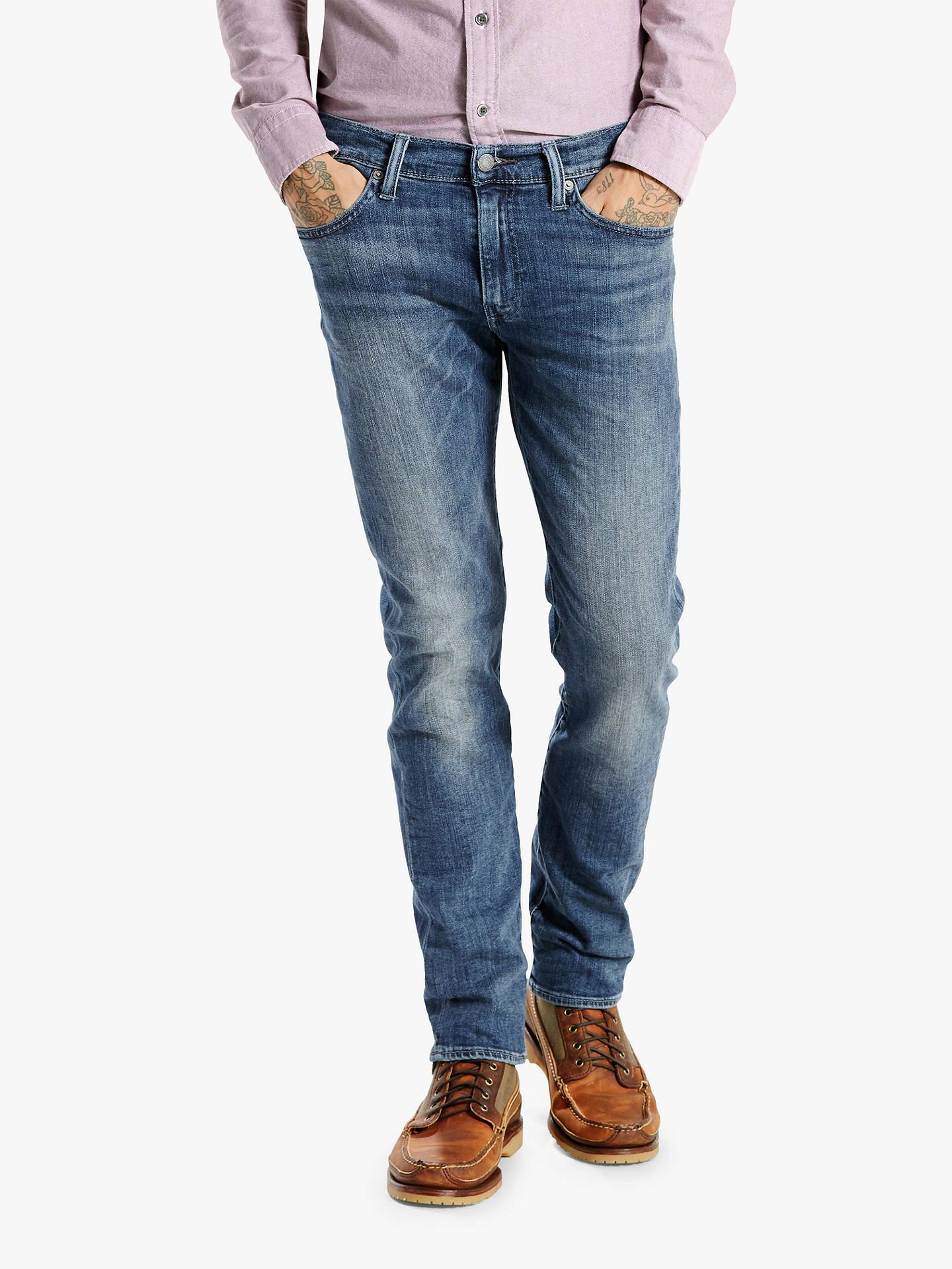 40238234b Buy Levi's 511 Slim Fit Jeans, Amor, 32S Online at johnlewis. ...