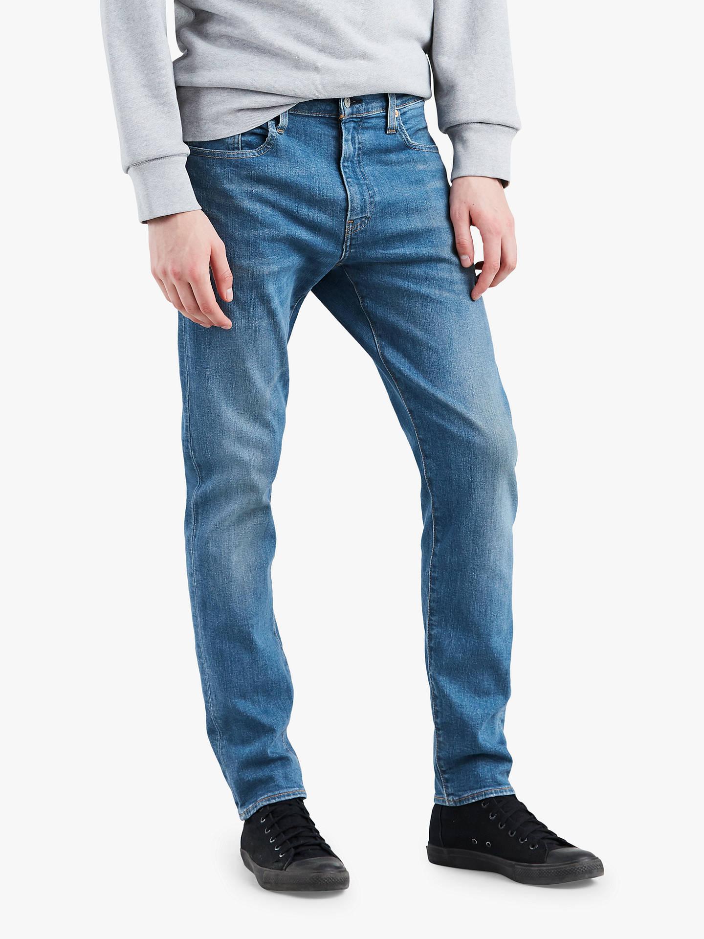 de7819a07fb Buy Levi's 512 Slim Tapered Jeans, Four Leaf Clover, 30S Online at  johnlewis.